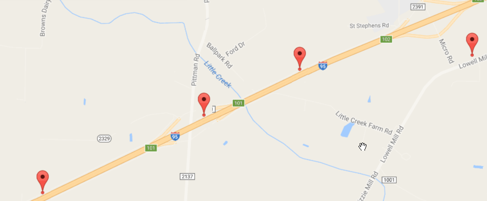 Harris GPS Tracker Image